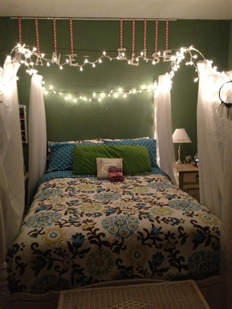 Girls Bedroom String Lights (photos And Video