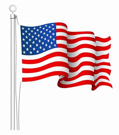 Flag American Clipart States United Clipartix Personal