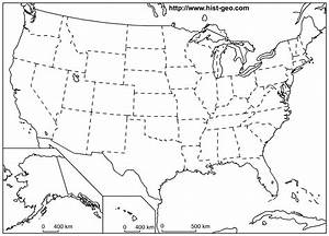 6 Best Images of Printable 50 States Blank Map - 50 States ...
