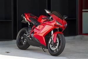 Pics For > Ducati 848 Evo Red