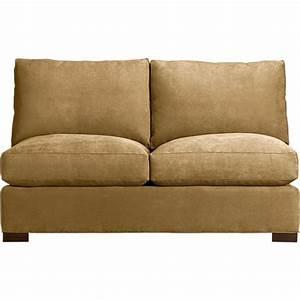 small armless sectional sofa hereo sofa With small sectional sofa armless