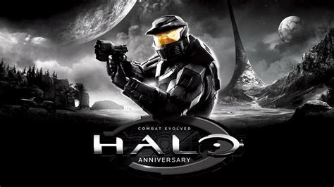Halo Ce Anniversary Out Now On Pc With The Master Chief
