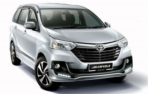 2016 toyota alphard 2 5 x at gallery toyota avanza facelift now on sale in m 39 sia