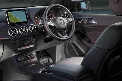 Mercedes Cars News Facelifted 2018 B Class Pricing And