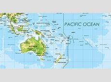 REGION MAP » Pacific Region UPCI