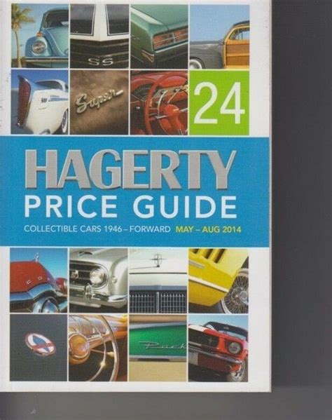 hagerty price guide  collectible cars