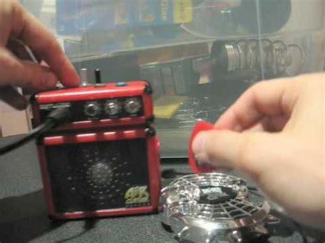 Circuit Bent Air Guitar Toy Youtube