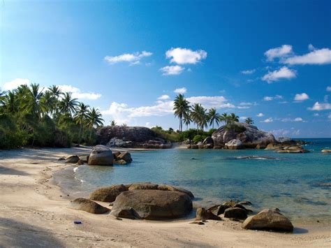 bangka belitung islands indonesia