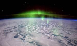 Flying Through the Aurora's Green Fog | NASA