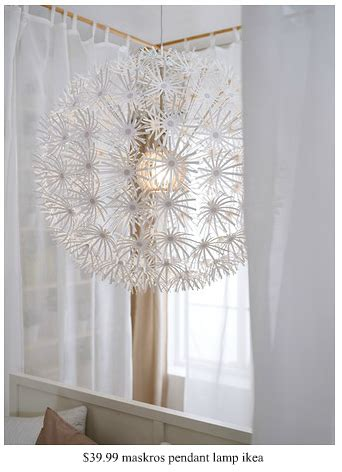 maskros pendant l flower chandelier ikea 28 images onsj 214 led