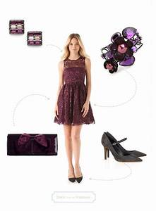 purple dress accessory ideas for a wedding wedding With dress for a wedding