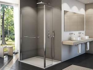 Duschwand Badewanne 160 : freistehende glaswand 160 x 200 cm duschabtrennung dusche ~ Lizthompson.info Haus und Dekorationen