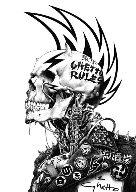Punk Rock Japanese Pop Art Modern Met