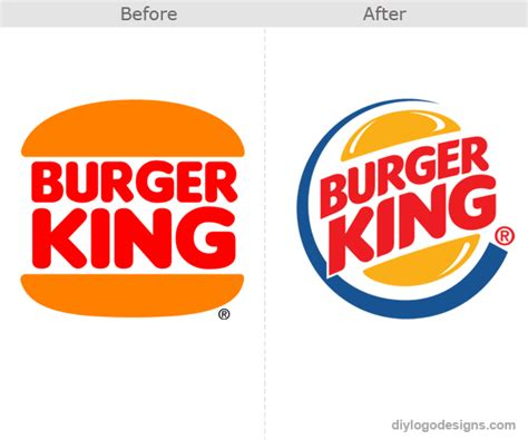 Famous Brand Logo Redesign Before And After (updated