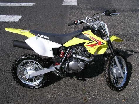 Used Suzuki Dirt Bikes For Sale by 2012 Suzuki Dr Z 125 Dirt Bike For Sale On 2040 Motos