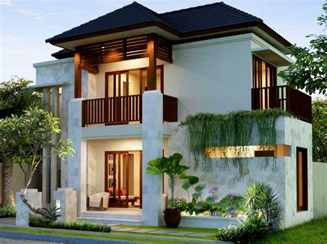 model desain rumah minimalis  lantai desainrumahnyacom