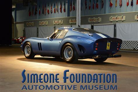 day   museum simeone automotive museum premier