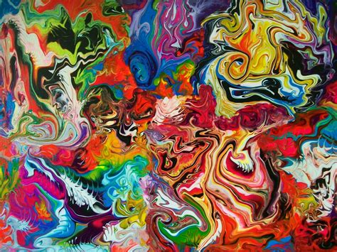 Pink Floyd Phone Wallpapers 41 Best Abstract Paintings In The World Inspirationseek Com