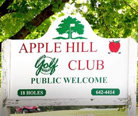 apple hill golf club east kingston new hshire golf