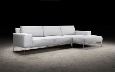 Loveseat Sectionals by Elizabeth Sectional Sofa By Modloft Modern Sectional