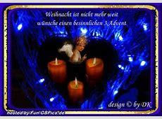 Dritter Advent Bilder Grüsse Facebook BilderGB Bilder