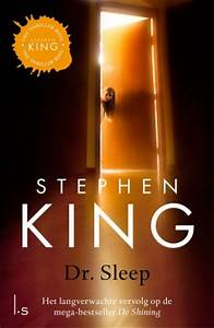 Stephen King Sets Release Date for THE SHINING Sequel ...