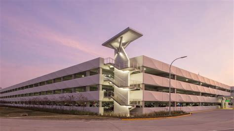 hobby airport new parking garage hbj s 2017 landmark awards special projects winner and finalists houston business journal