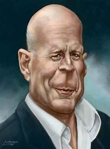 10 Caricatures ... Famous People