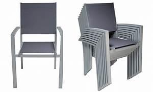 Chaise Jardin Plastique : chaise de jardin design oviala ~ Teatrodelosmanantiales.com Idées de Décoration