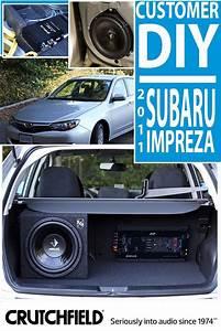 387 Best Images About Crutchfield U0026 39 S Cool Car Diy Installs On Pinterest