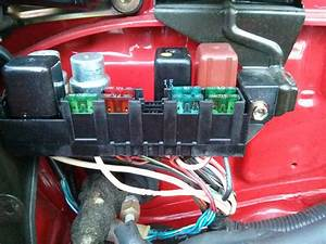 How To Remove Fuse Wire From Fuse Box