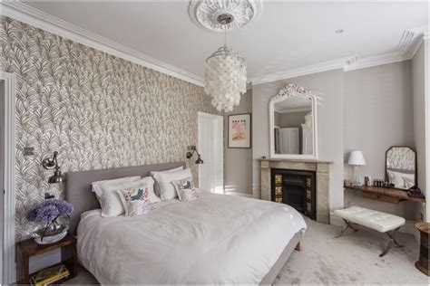 Master Bedroom, Victorian Terrace In London