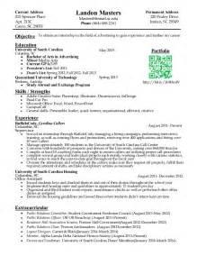 resume sle word document download resume of engineering internship