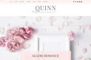 design theme quinn theme for event planner