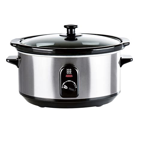 slow cooker lakeland 5l maker thompson breville litre worrall meal antony cooking kitchen electric deals hotukdeals instructions cookers brushed chrome