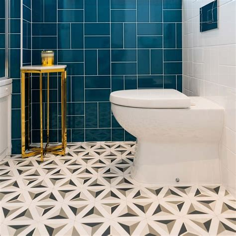 They are the most popular choices and perhaps the most practical. Top 10 Bathroom Wall Tiles: Stylish Designs - Walls and Floors - Walls and Floors