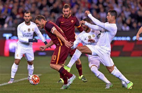 Prediksi Bola Real Madrid vs AS Roma 9 Maret 2016 | TRI7BET