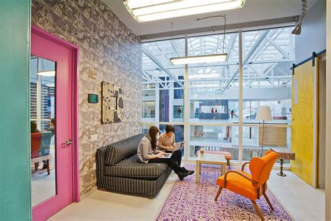 Funky Workspaces With Artistic Flair : 12 Of The Coolest Offices In The World