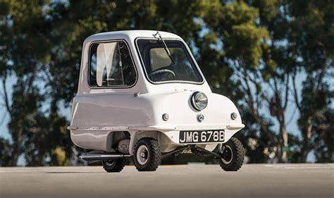 Peel P50 now for sale in the UK - you won't believe how ...
