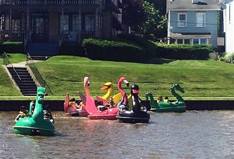 Paddle Boat Rentals New Jersey by Where To Rent Paddleboats And Rowboats In New Jersey