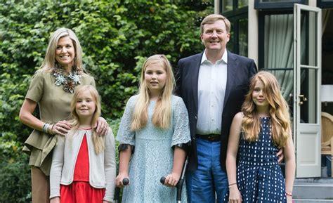 koninklijk huis familie koninklijke familie op de foto trichard