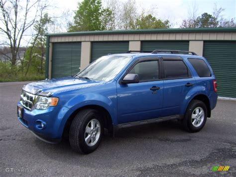 Ford Escape 2011 by 2011 Ford Escape Blue Metallic
