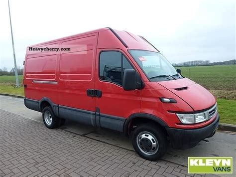 Iveco Daily 35 C 17 2006 Box-type Delivery Van Photo And Specs