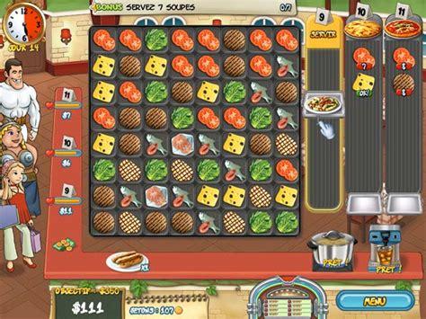 jeux restaurant cuisine jeu restaurant à télécharger en français gratuit