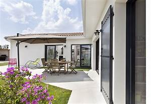 maison cle en main deux sevres maison moderne With plans de maison moderne 11 maisons bativia votre constructeur de maison cle en main