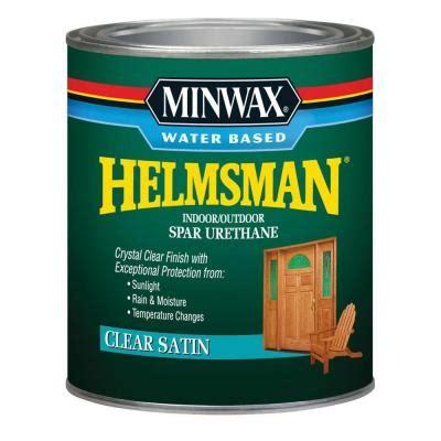 minwax 1 qt semi gloss helmsman indoor outdoor spar