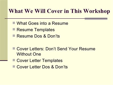what goes into a resume resume ideas