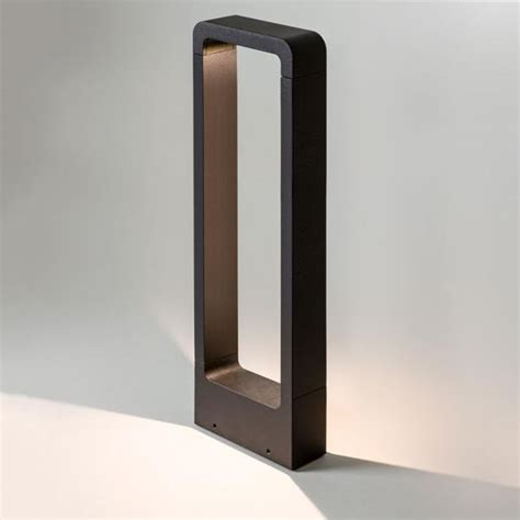 astro 7406 napier outdoor bollard astro lighting wall