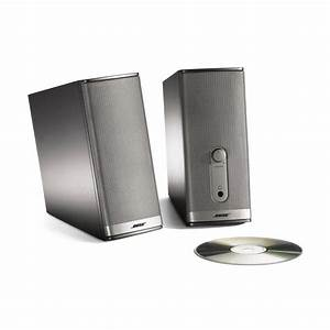 Bose Companion 2 Series II - Computer Speakers - Lowest ...