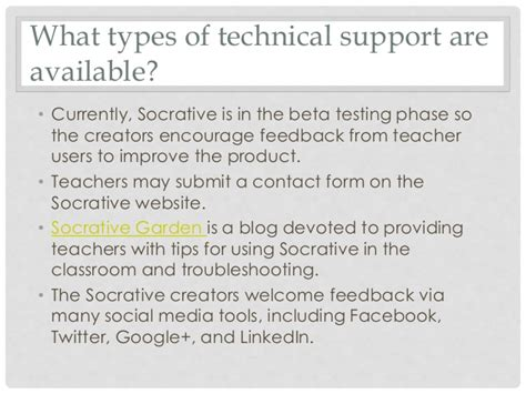 Socrative Garden by Evaluating An Emerging Technology Socrative